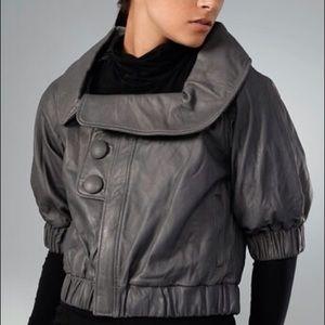 Mike & Chris Mattius Lamb Leather jacket